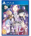 Re:Zero - The Prophecy of the Throne Limited PS4