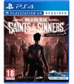 The Walking Dead: Saints & Sinners (VR) PS4 en Videojuegos PS4 por solo 32,49€ > Tu Tienda de Videojuegos | TTDV