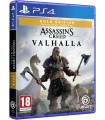 Assassin's Creed Valhalla Gold Edition PS4