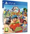 Carreras con Ryan Edición Especial PS4