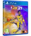 NBA 2K21 Ed. Mamba Forever PS4