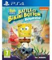 Bob Esponja Battle for Bikini Bottom - Rehydrated PS4 en Videojuegos PS4 por solo 24,49€ > Tu Tienda de Videojuegos | TTDV