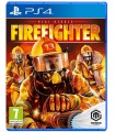 Real Heroes: Firefighter PS4