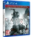 Assassin's Creed III Remastered PS4