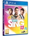 Let's Sing 13 PS4 en Videojuegos PS4 por solo 36,49€ > Tu Tienda de Videojuegos | TTDV