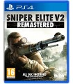 Sniper Elite V2: Remastered PS4