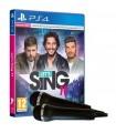 Let's Sing 11 Version Española + 2 Micros PS4 en Videojuegos PS4 por solo 36,49€ > Tu Tienda de Videojuegos | TTDV
