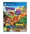 Crash - Spyro Bundle PS4