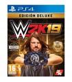 WWE 2K19 Edición Deluxe PS4