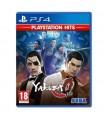 Yakuza 0 PlayStation Hits PS4