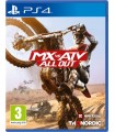 Mx vs Atv: All Out PS4