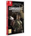 Commandos 2 HD Remaster Nintendo Switch