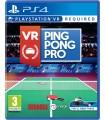 VR Ping Pong Pro PS4 en Videojuegos PS4 por solo 24,80€ > Tu Tienda de Videojuegos | TTDV