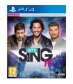 Let's Sing 11 Versión Española PS4