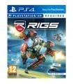 Ring's Mechanized Combat League - VR PS4