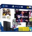 Consola PS4 Pro + Mando + Fifa 21