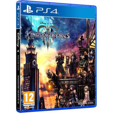 PS4 KINGDOM HEARTS 3 STANDARD EDITION
