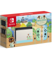 Consola Nintendo Switch Animal Crossing New Horizon Edición Limitada