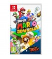 Super Mario 3d Worlds + Bowser's Fury Nintendo Switch