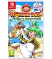 Wonder Boy Asha in Monster World Nintendo Switch