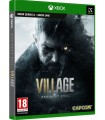 Resident Evil VIllage Lenticular Xbox Series X