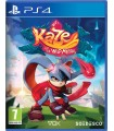 Kaze And The Wild Mask PS4