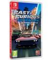 Fast & Furious: Spy Racers El Retorno de SH1FT3R Nintendo Swicth