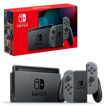 Consola Nintendo Switch Gris V2 en Consola Nintendo Switch por solo 329,00€ > Tu Tienda de Videojuegos | TTDV