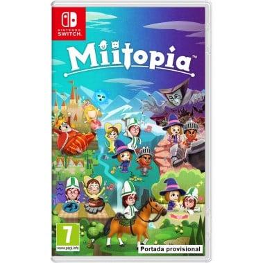 Miitopia Nintendo Switch en Videojuegos Nintendo Switch por solo 45,99€ > Tu Tienda de Videojuegos | TTDV