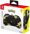 Mando Nintendo Switch Horipad Mini (Pikachu Black & Gold)