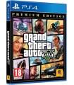 Grand Theft Auto V Premium Ed. PS4 en Videojuegos PS4 por solo 14,90€ > Tu Tienda de Videojuegos   TTDV