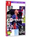 Fifa 21 (Legacy Edition) Nintendo Switch en Videojuegos Nintendo Switch por solo 36,99€ > Tu Tienda de Videojuegos | TTDV