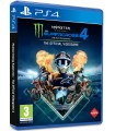 Monster Energy supercross -The Official Videogame 4 PS4