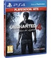 Uncharted 4 (Playstation Hits) PS4