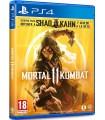 Mortal Kombat 11 Standard Edition PS4