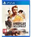American Fugitive Playstation 4