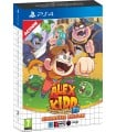 Alex Kidd In Miracle World DX Signature Edition PS4