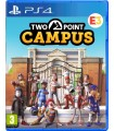 Two Point Campus Playstation 4