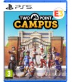 Two Point Campus Playstation 5