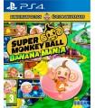Super Monkey Ball Banana Mania Launch Edition Playstation 4