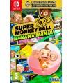 Super Monkey Ball Banana Mania Launch Edition Nintendo Switch