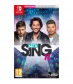Let's Sing 11 Version Española Nintendo Switch