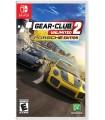 Gear.Club Unlimited 2 Porsche Edition Nintendo Switch