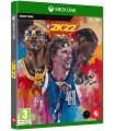 NBA 2K22 75th Anniversary Xbox One