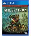 Tails Of Iron Crimson Knight Edition Playstation 4