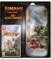 Jumanji el Videojuego Game + Funda Nintendo Switch