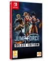 Jump Force Deluxe Nintendo Switch en Videojuegos Nintendo Switch por solo 45,99€ > Tu Tienda de Videojuegos | TTDV