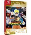 Naruto Ultimate Ninja Storm 3 Full Burst Code in the Box Nintendo Switch
