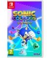 Sonic Colours Nintendo Switch