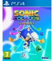Sonic Colours Playstation 4